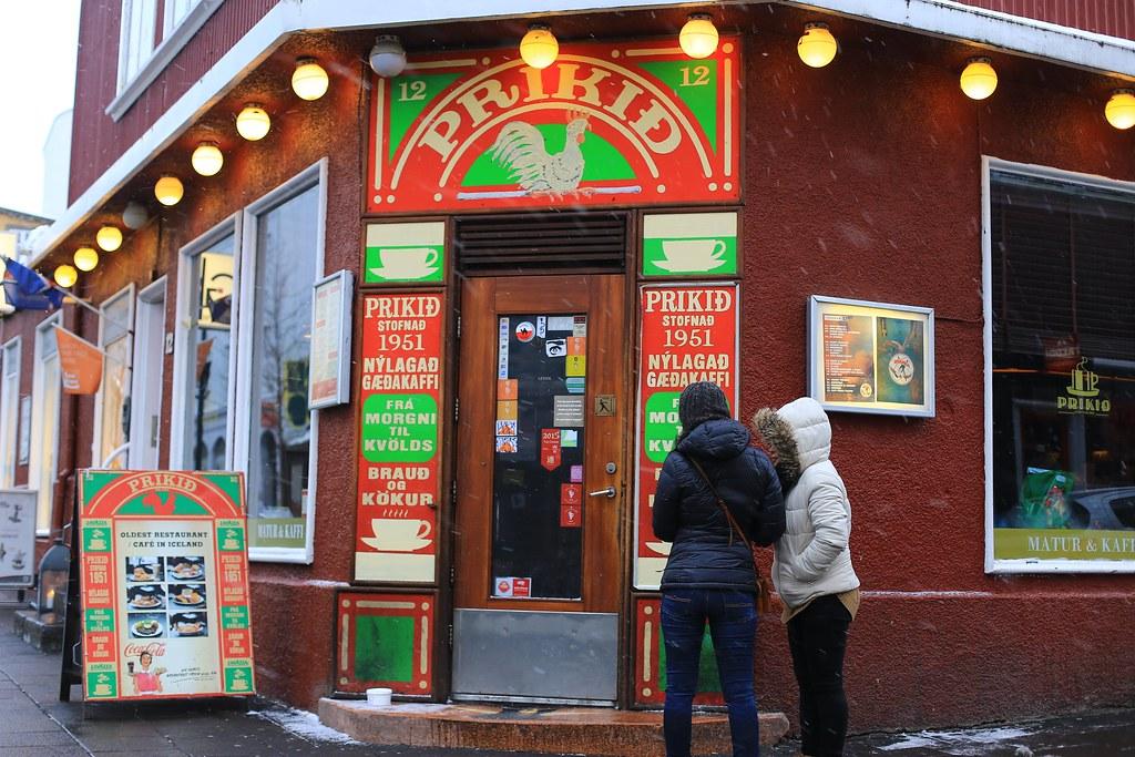 Tra thông tin ở nhà hàng lâu đời nhất iceland