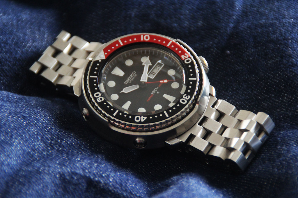 New 6309 based TST (and more 6309 love)     | Wrist Sushi