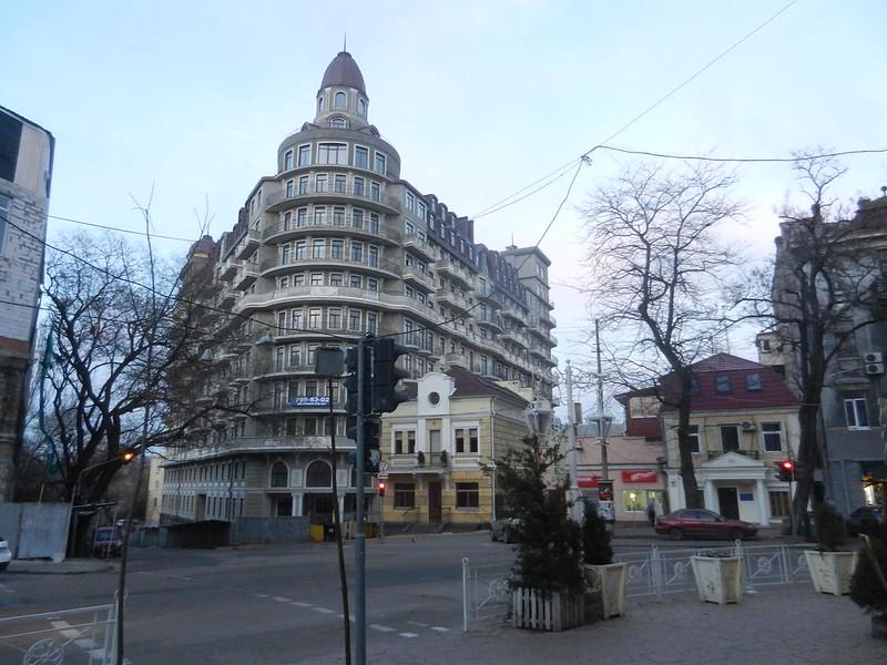 Одесса, центр