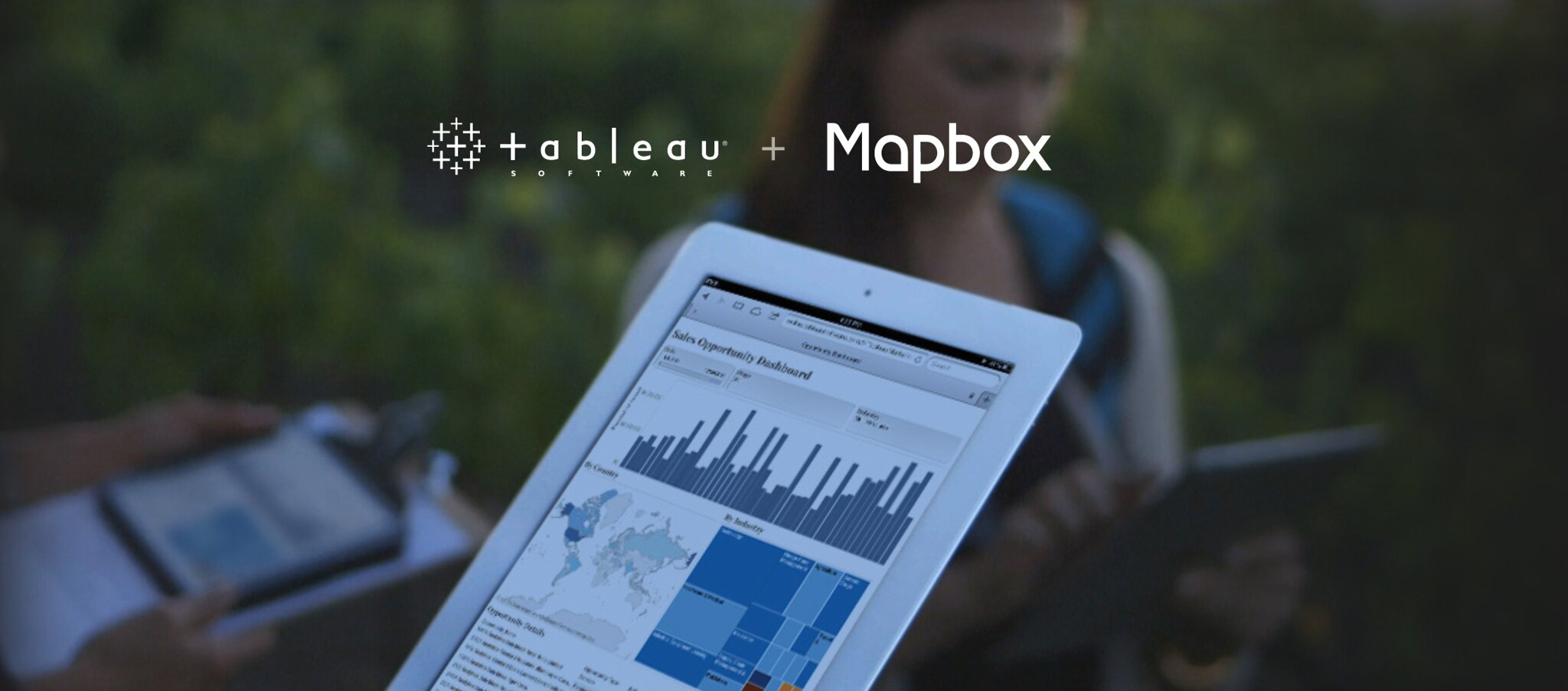 Maps in Tableau | Mapbox