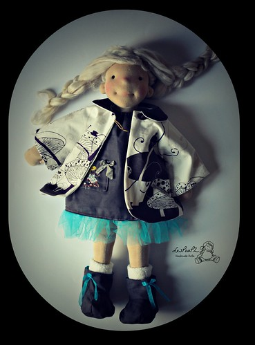 Alice Set of Clothes, by LesPouPZ Handmade