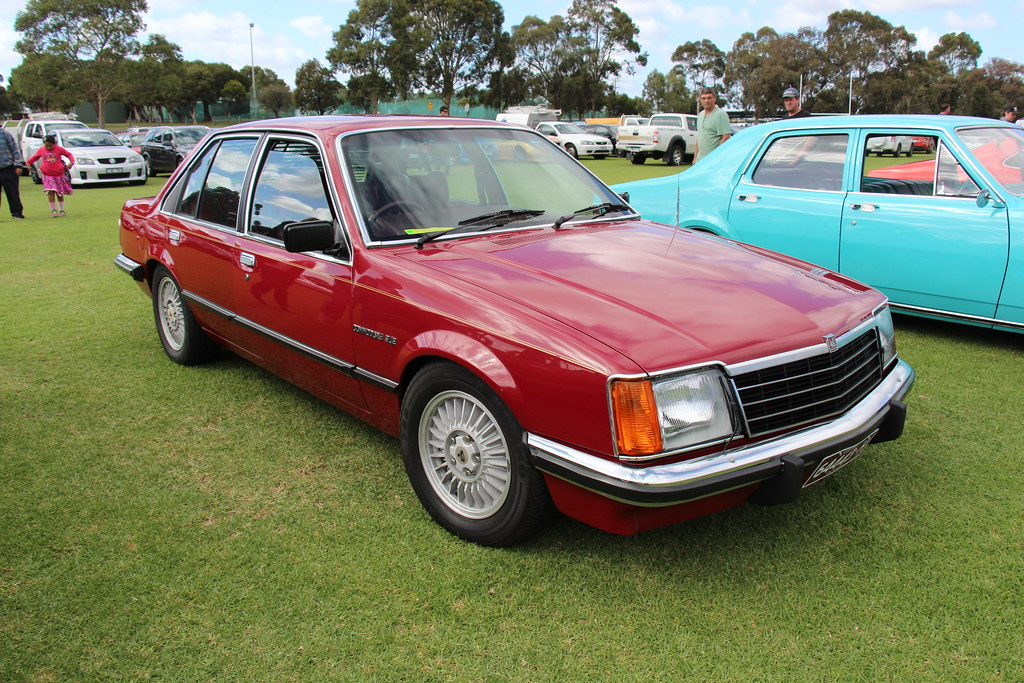 1979 Holden Vb Commodore Sle Sedan The Vb Commodore Was