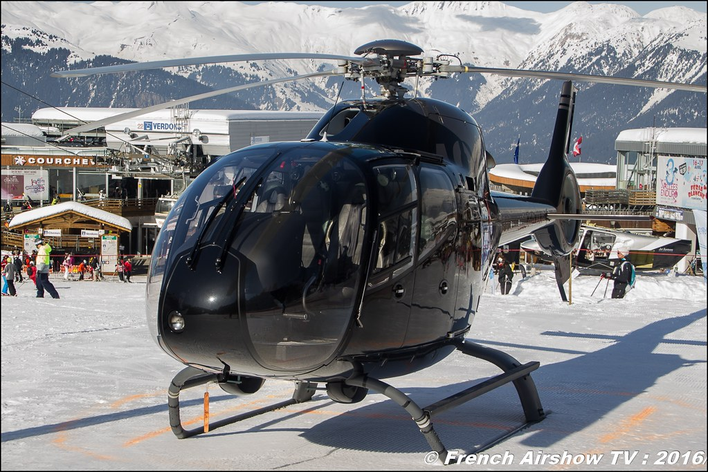 Eurocopter EC-120B Colibri (JAA) - F-GVTA Salon Hélicoptère à Courchevel 2016, Meeting Aerien 2016