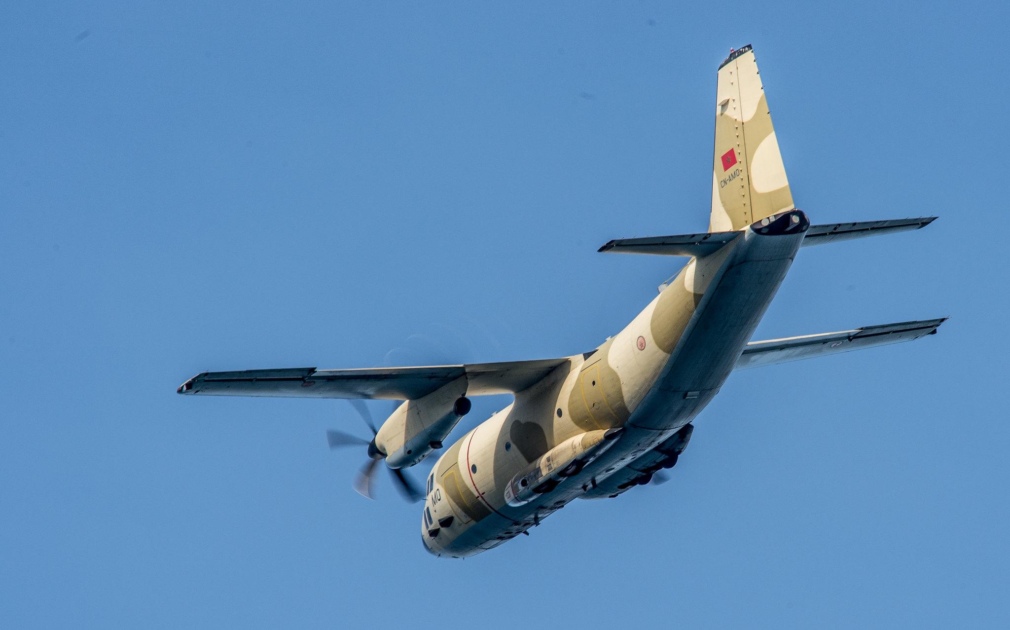 طائرات النقل العاملة بالقوات المسلحة المغربية - صفحة 3 24344051104_88a52d1dd8_k