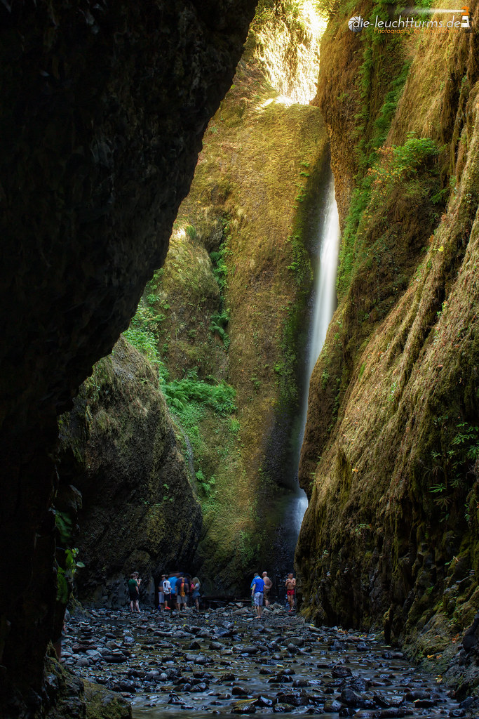 Lower Oneonta Falls
