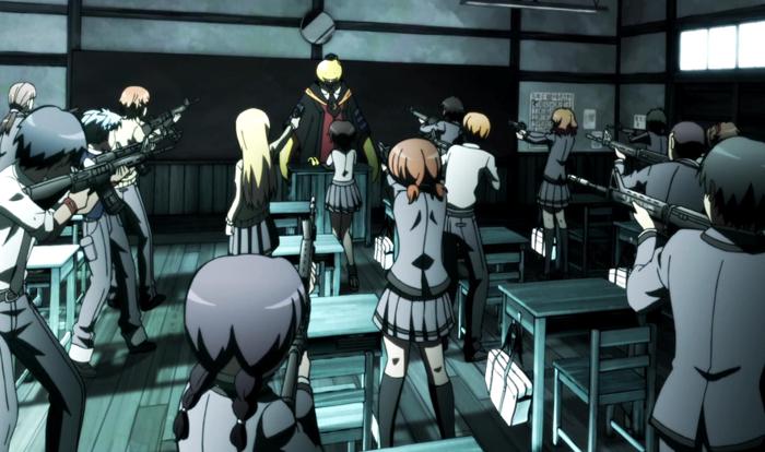 Mangá de Assassination Classroom encerrará mês que vem e anime cobrirá o fim