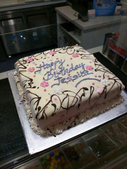 Cold Rock Ice Cream Cakes Penrith