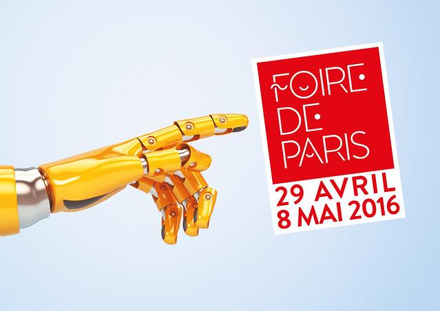 foire de paris 2016 expo