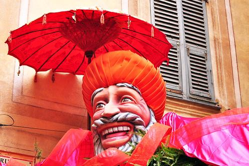 Karneval in Nizza Carnaval de Nice Februar 2016 Foto Brigitte Stolle Mannheim