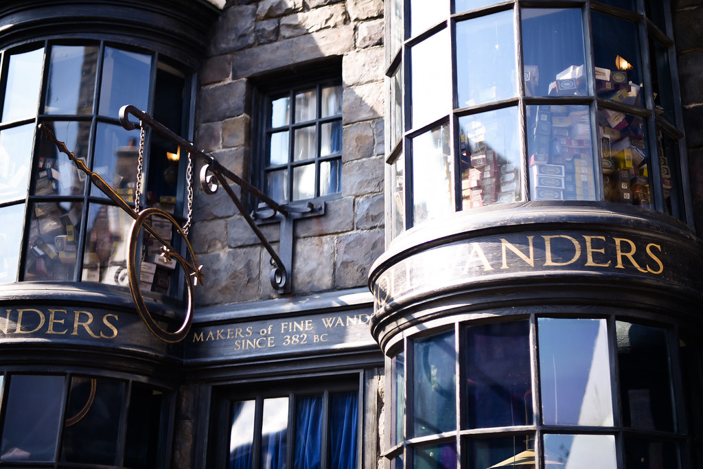 Wizarding World of Harry Potter 6