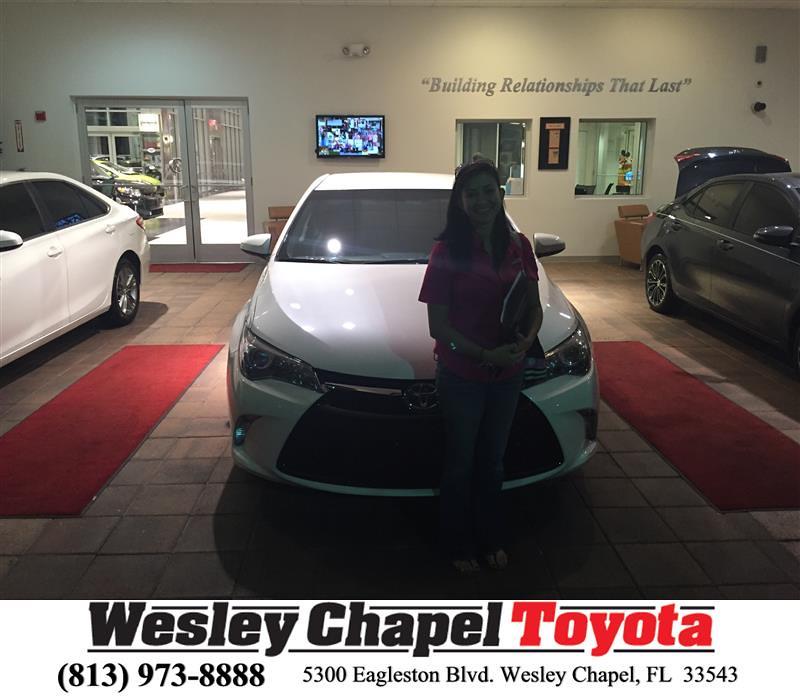 Wesley Chapel Toyota Customer Reviews Testimonials: #HappyBirthday To Elizabeth From Richard Jackson At Wesley