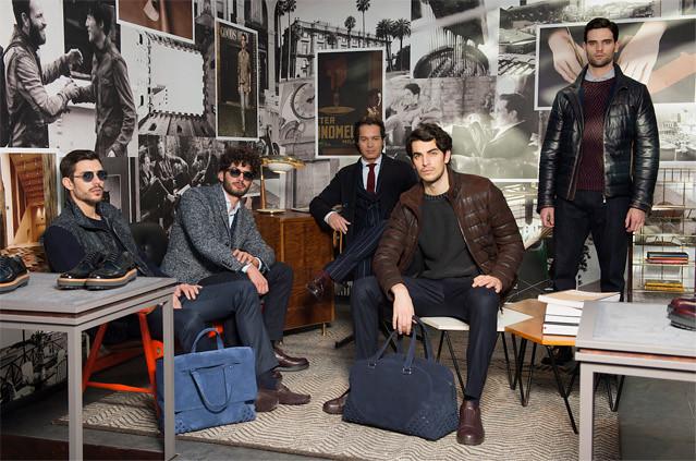 Tod's presenta en Milán su colección Otoño/Invierno 16/17