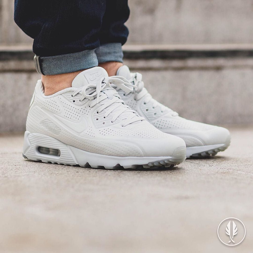 Air Max 90 Pure Platinum