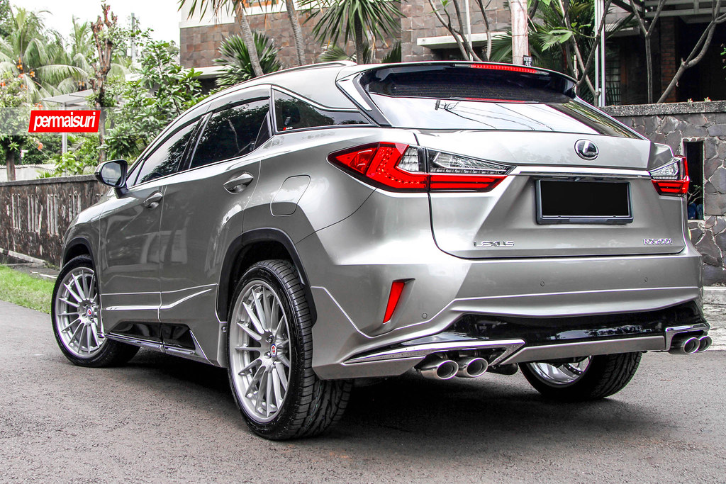 Used Lexus Rx >> HRE Wheels | Lexus RX200t with HRE RS103 Wheels Installed - ClubLexus - Lexus Forum Discussion