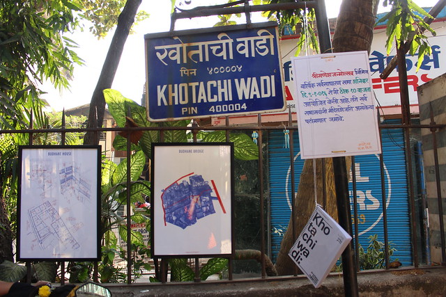 Khotachiwadi Imaginaries Exhibition