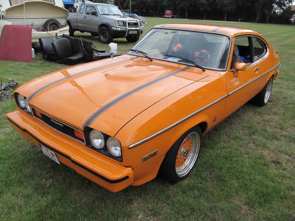 ford capri 2 3 ghia  mk ii  mod  1975  us