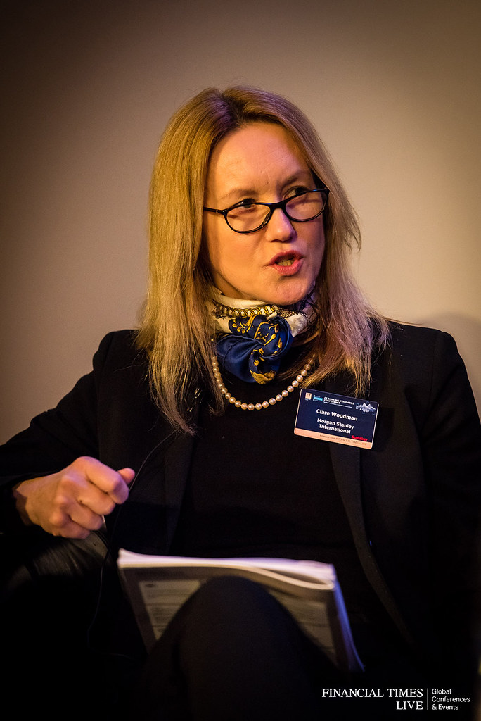 Clare Woodman Global Chief Operating Officer For Instituti