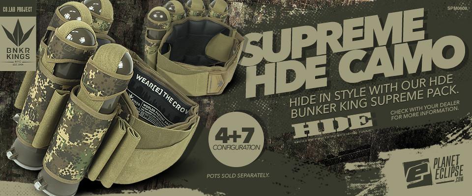 Eclipse BK Supreme Packs HDE