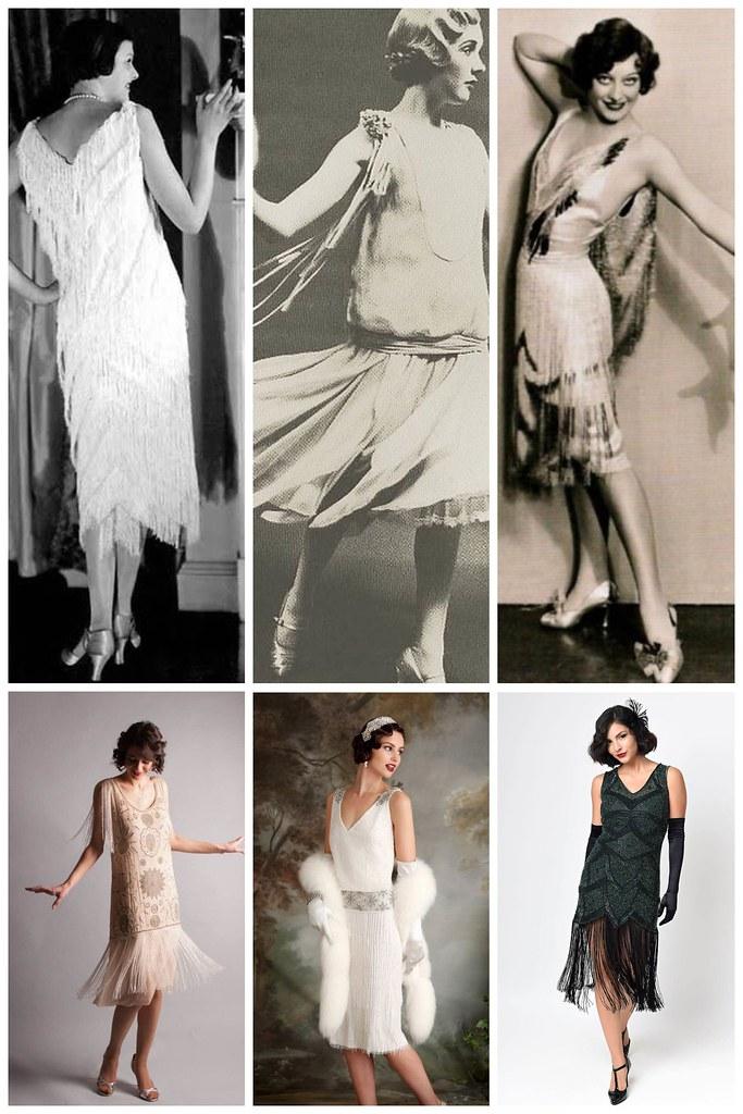 стилизация 20-е годы