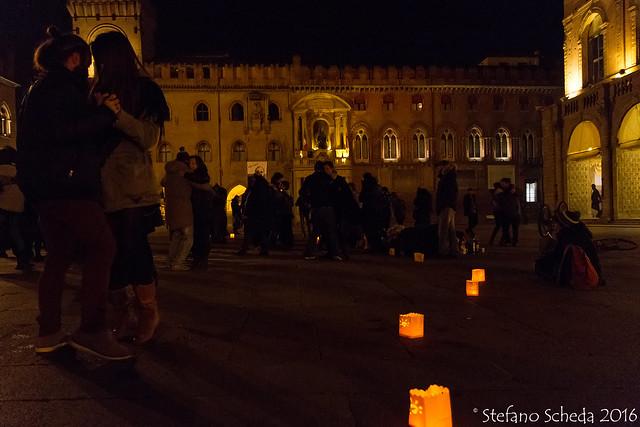 La silenziosa notte della Mazurka - Bologna, Italy