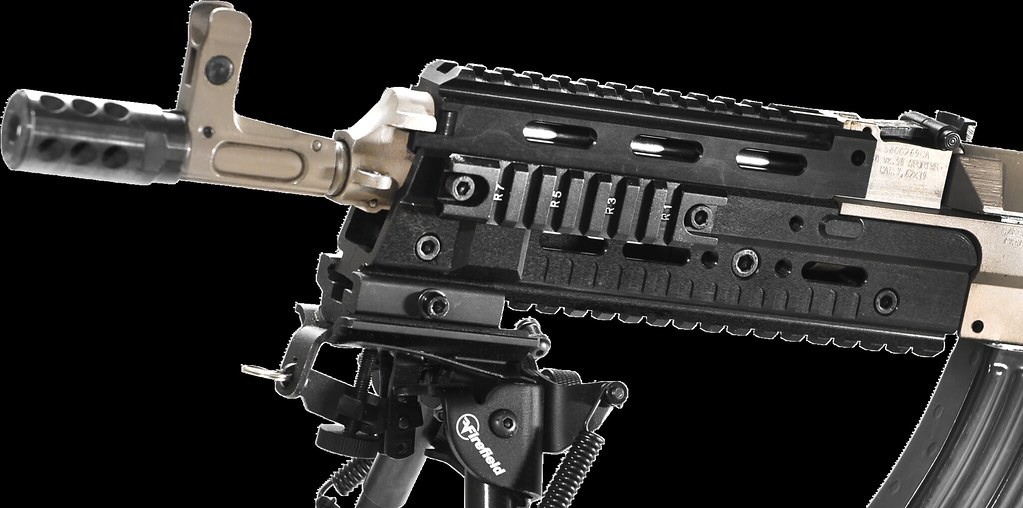 BC Tactical VZ 58 Handguard VZ58 Hunting supplies Eagle