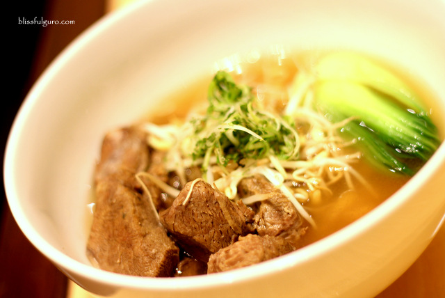 Mian Marriott Grand Ballroom Beef Noodles