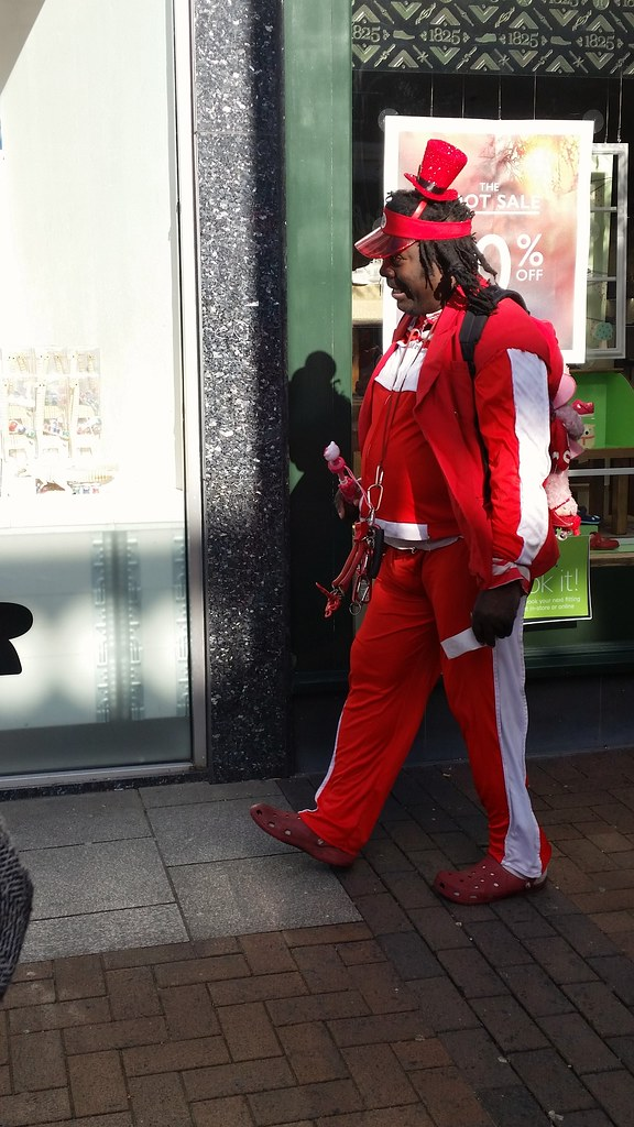 Moses in Kingston | Moses has been wondering round ...