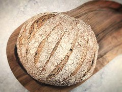 Wholemeal bloomer