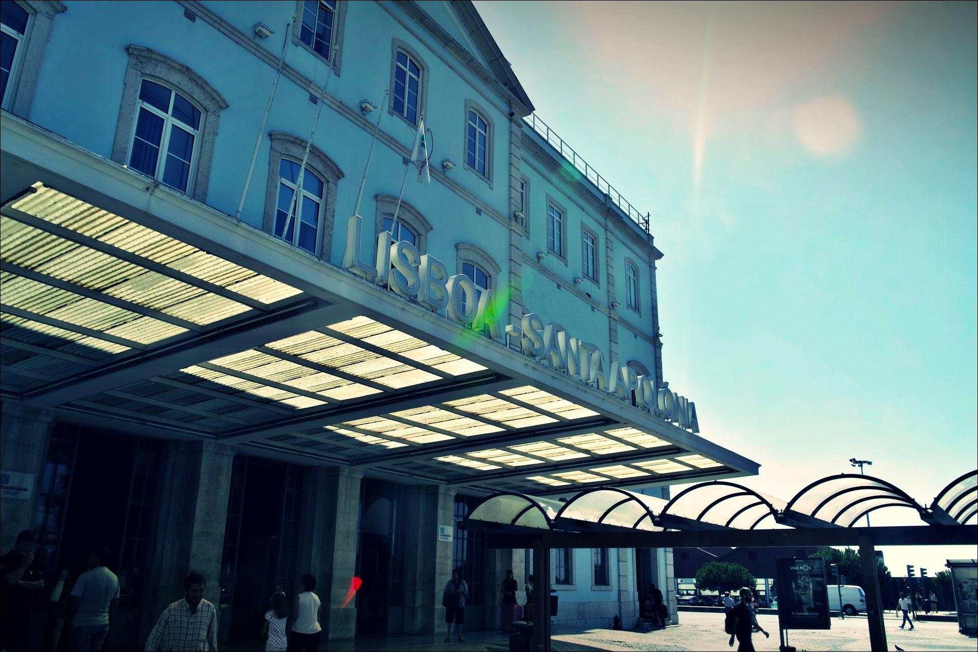 산타 아폴로니아 역-'리스본 Lisbon'