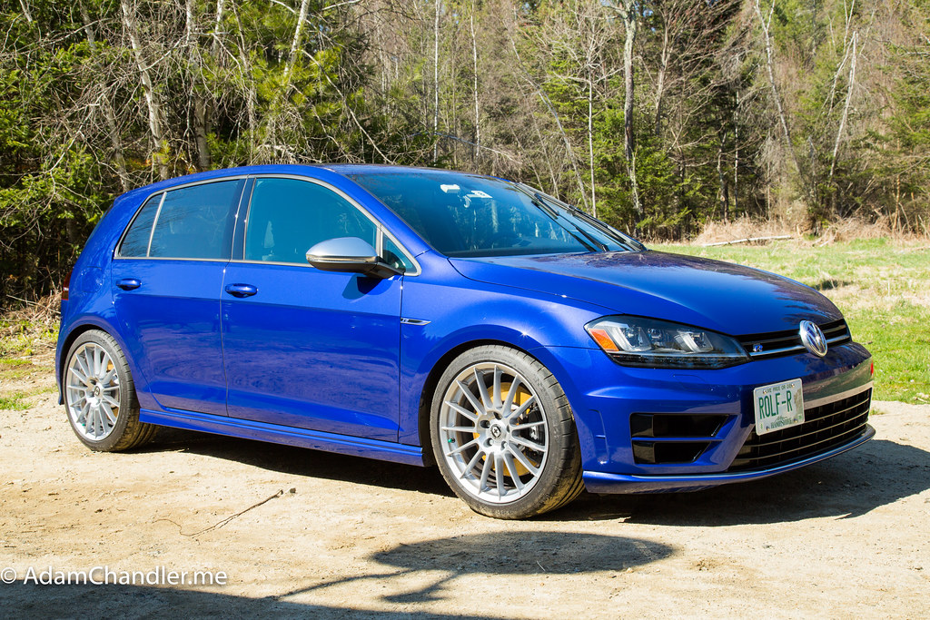 "VWVortex.com - AdamChandler's 2016 Golf R ""Bertha"" Build Thread"