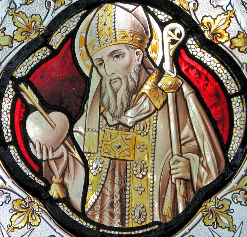 Thời Bút Chiến Về Mầu Nhiệm Ba Ngôi: Thánh Augustin - Vị Chủ Chăn Và Tiến Sĩ (354 - 430)