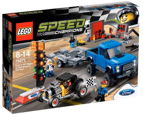 C7z06 Camaro Drag Race Sets For 2016 Lego