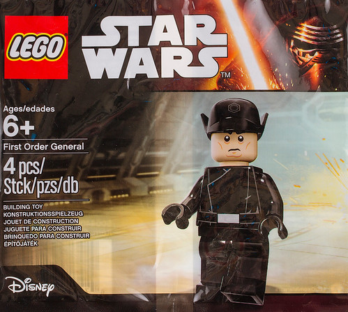 LEGO Star Wars: The Force Awakens First Order General (5004406)