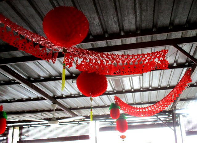 Chinese New Year decor