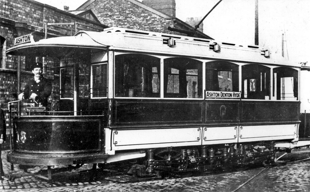 Used Electric Motors >> Oldham, Ashton & Hyde Electric Tramway 13 | Oldham, Ashton &… | Flickr