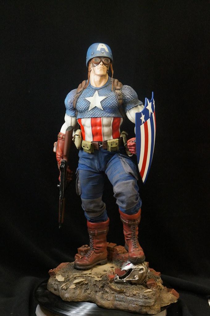 Custom Captain America Premium Format  24998820316_63bfb91666_b