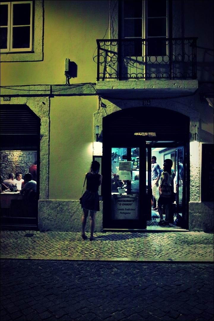 기웃-'리스본 오 치아두 레스토랑 Restaurant O Chiado Lisbon'