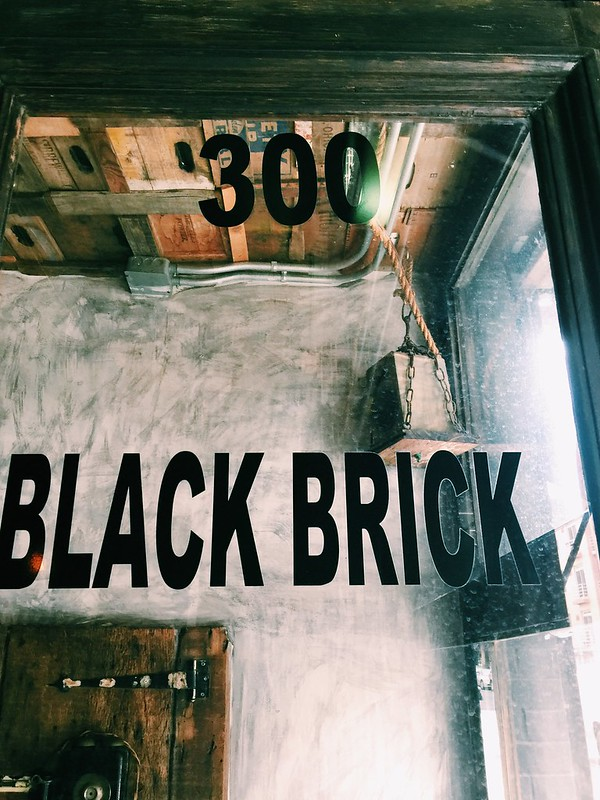 Black Brick Coffee Williamsburg Brooklyn