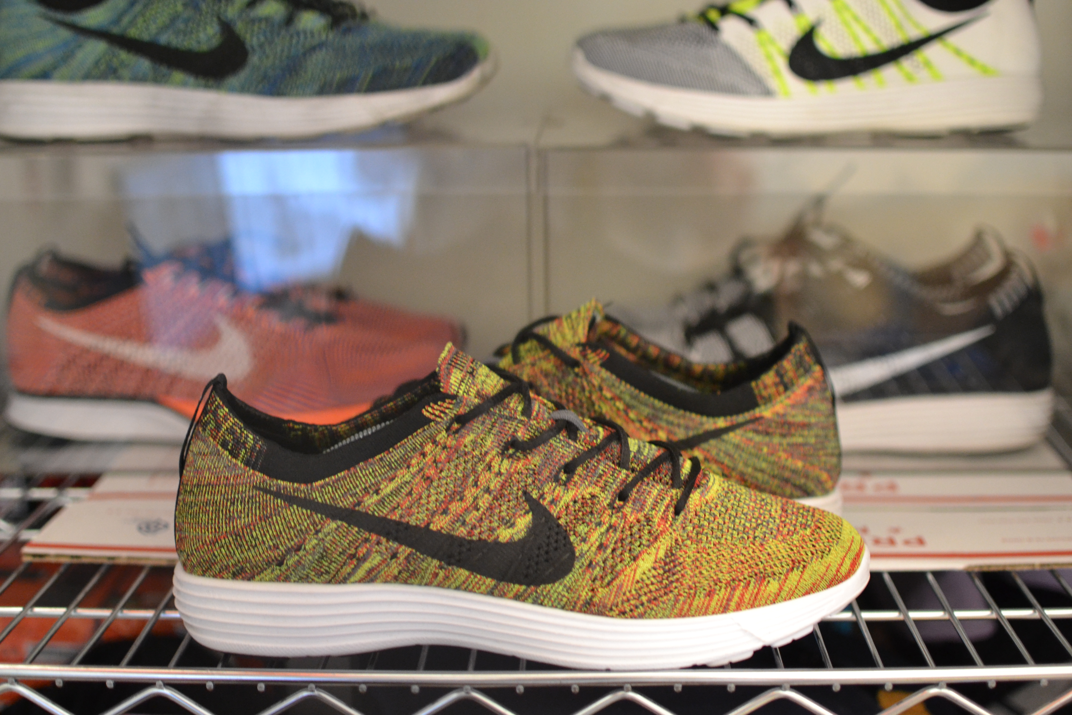 best service 145a0 416db Latest addition to the Flyknit HTM collection. Nike Lunar Flyknit HTM NRG