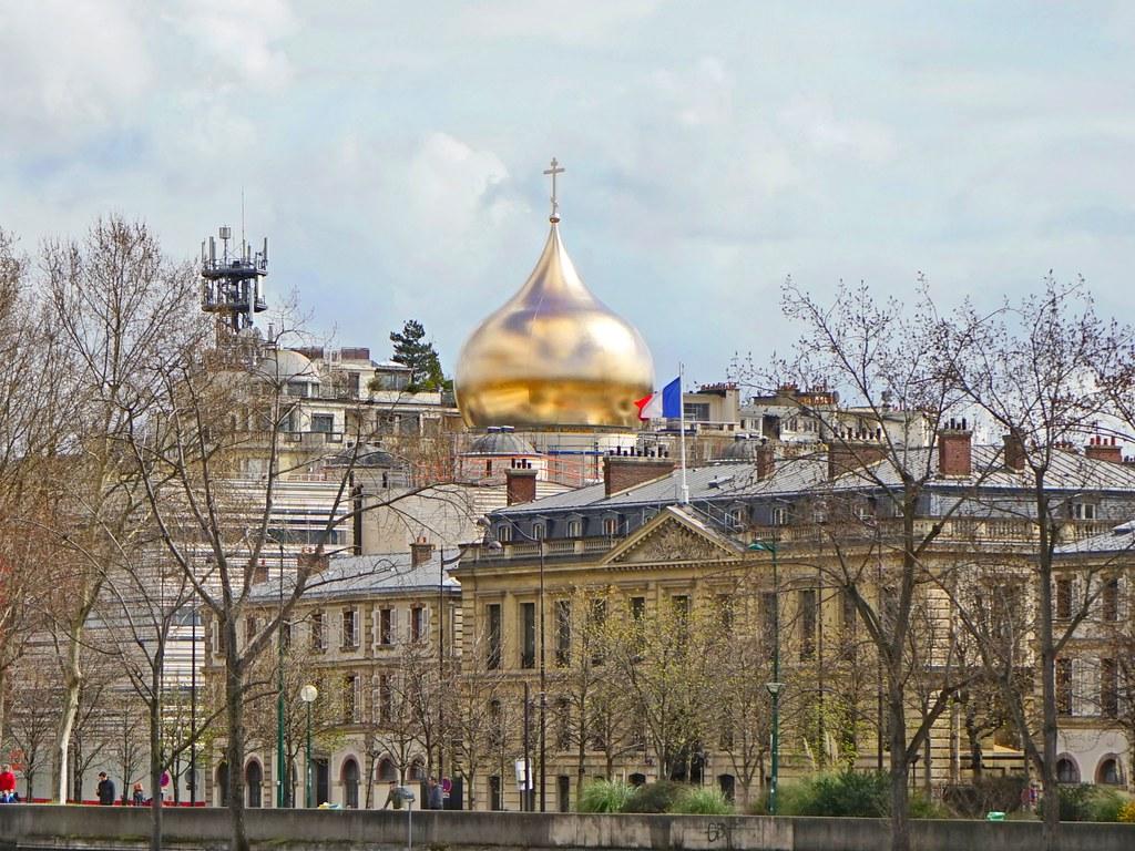 Église orthodoxe russe au cours de la