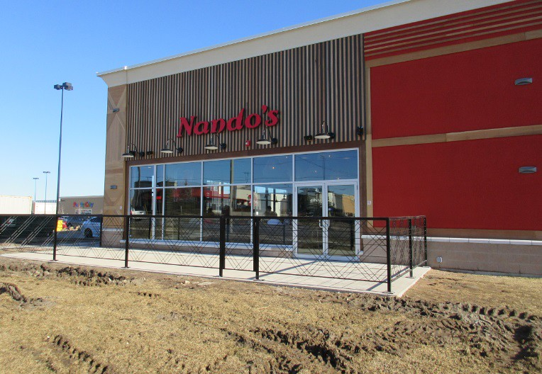 New nando's in Oshawa