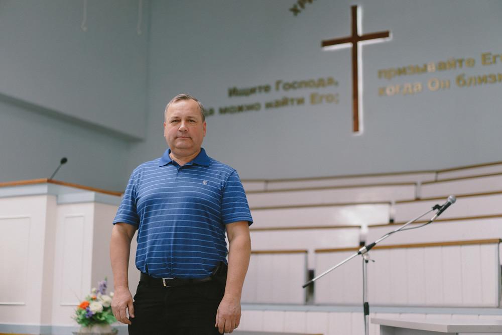 Занимаются баптисты сексом в церкви