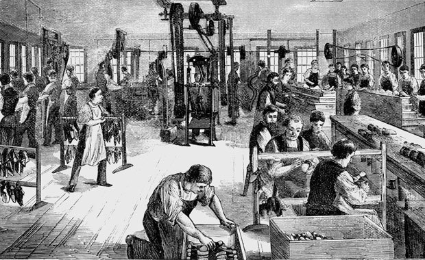 Impact of the industrial revolution on the world?