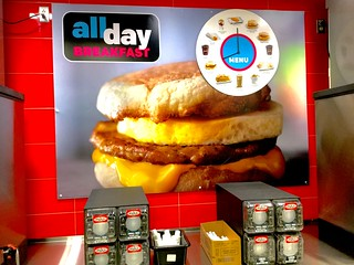 All Day Breakfast, McPick 2 contribute to postive McDonald's sales in Q3