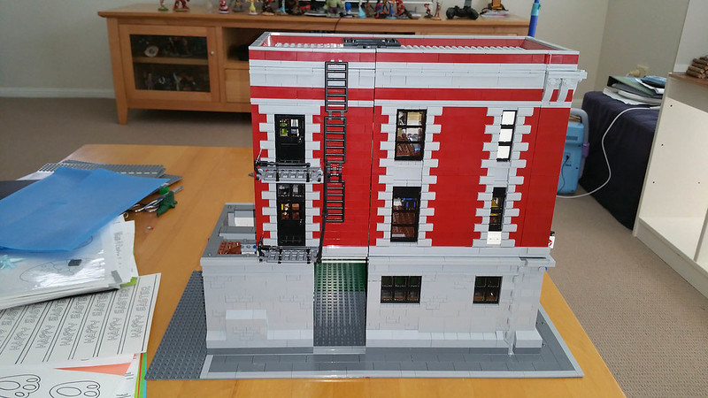 Ghostbusters Lego The Possibilities Are Limitless Page 25