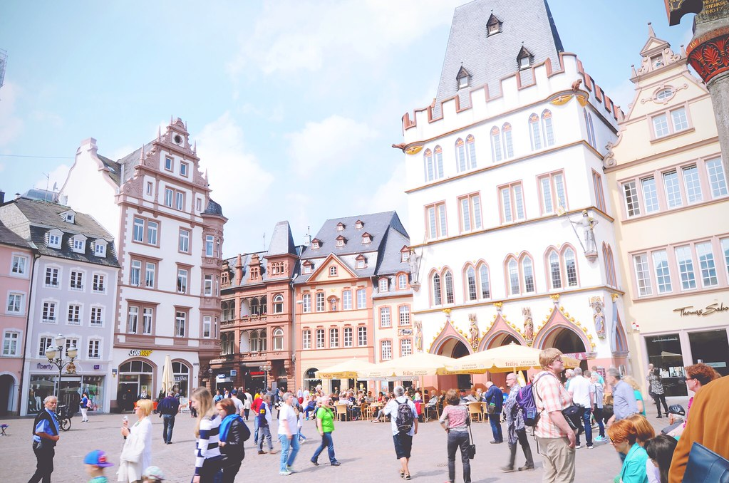 Trier, Germany | via It's Travel O'Clock