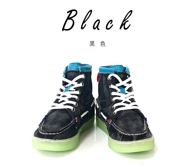 黑色鞋款連結
