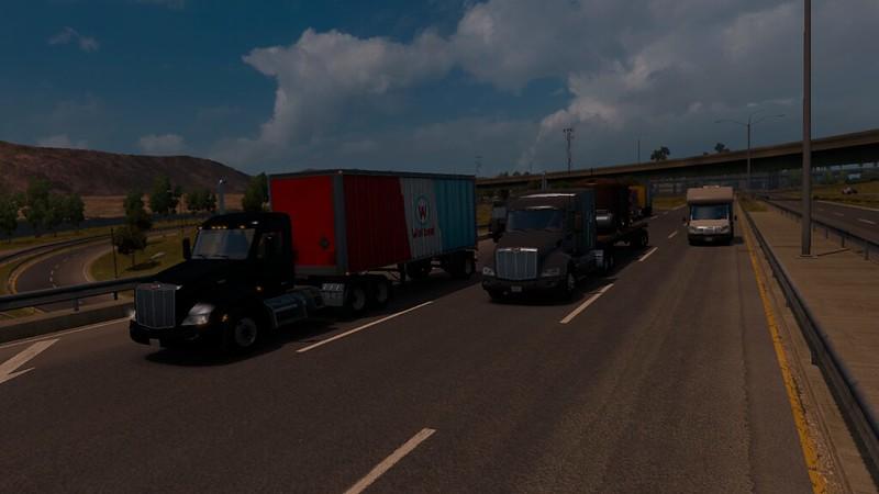 American Truck Simulator  24107164303_54b119ae1b_c