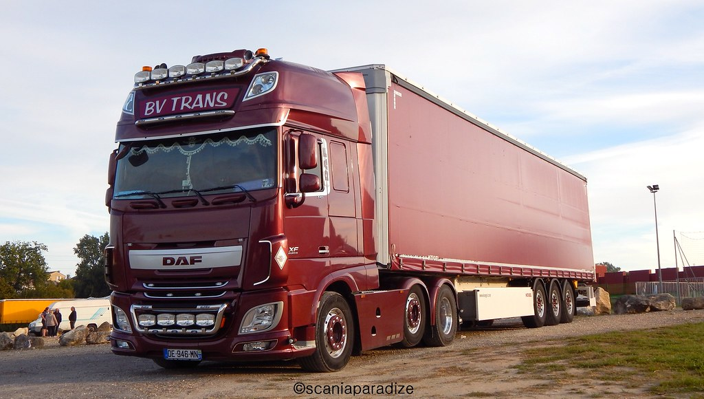 daf xf 106 510 bv trans fr scaniaparadize flickr. Black Bedroom Furniture Sets. Home Design Ideas