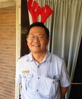 墾丁國家公園管理處處長劉培東。攝影:廖靜蕙